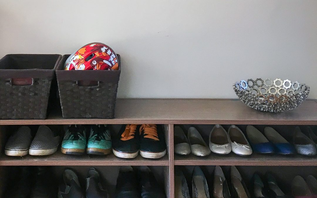 Tips for an organised home when you hate cleaning