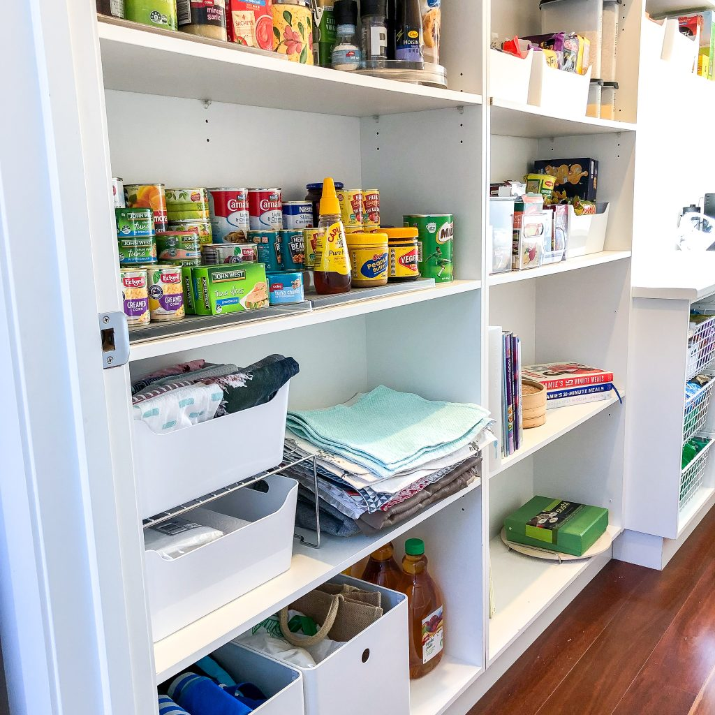 Clean home vs. organised home