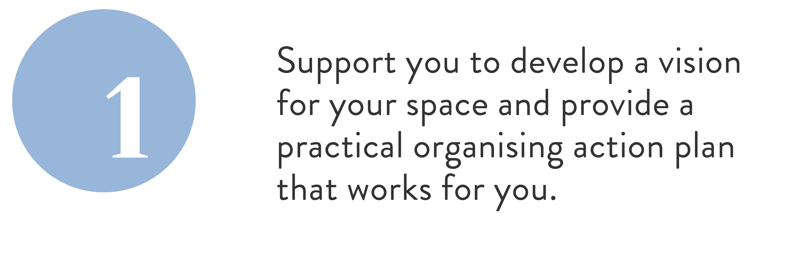 vision for your space
