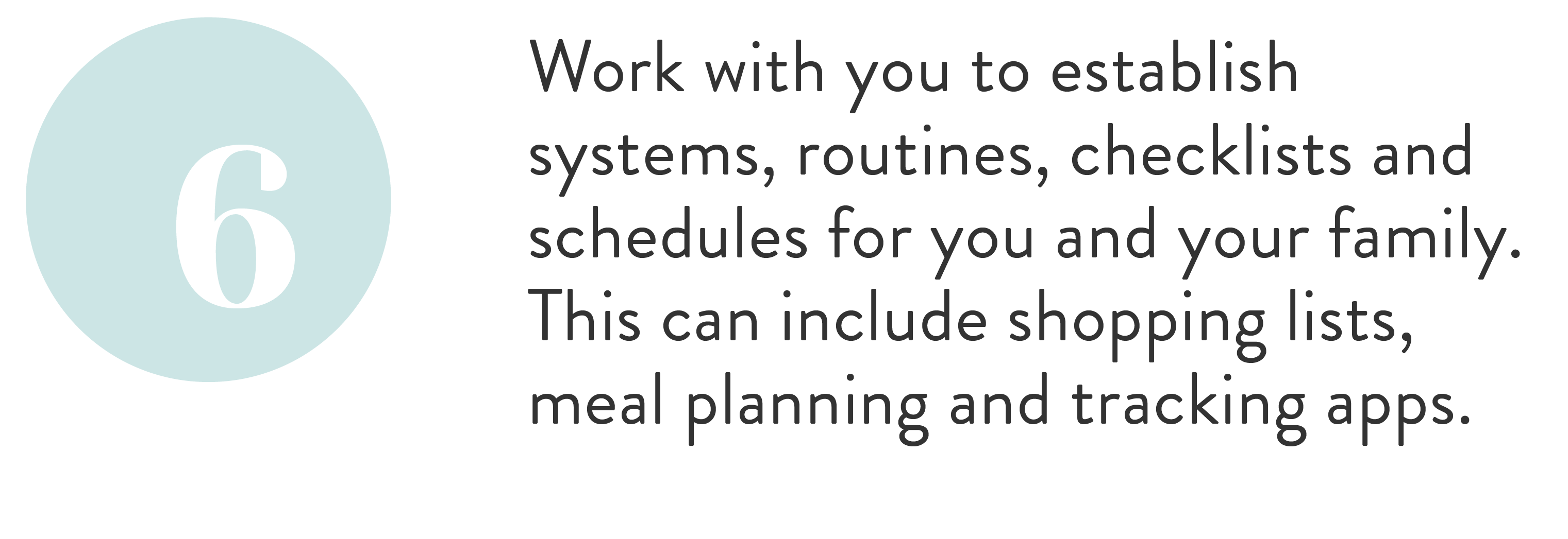 systems routines checklists schedules