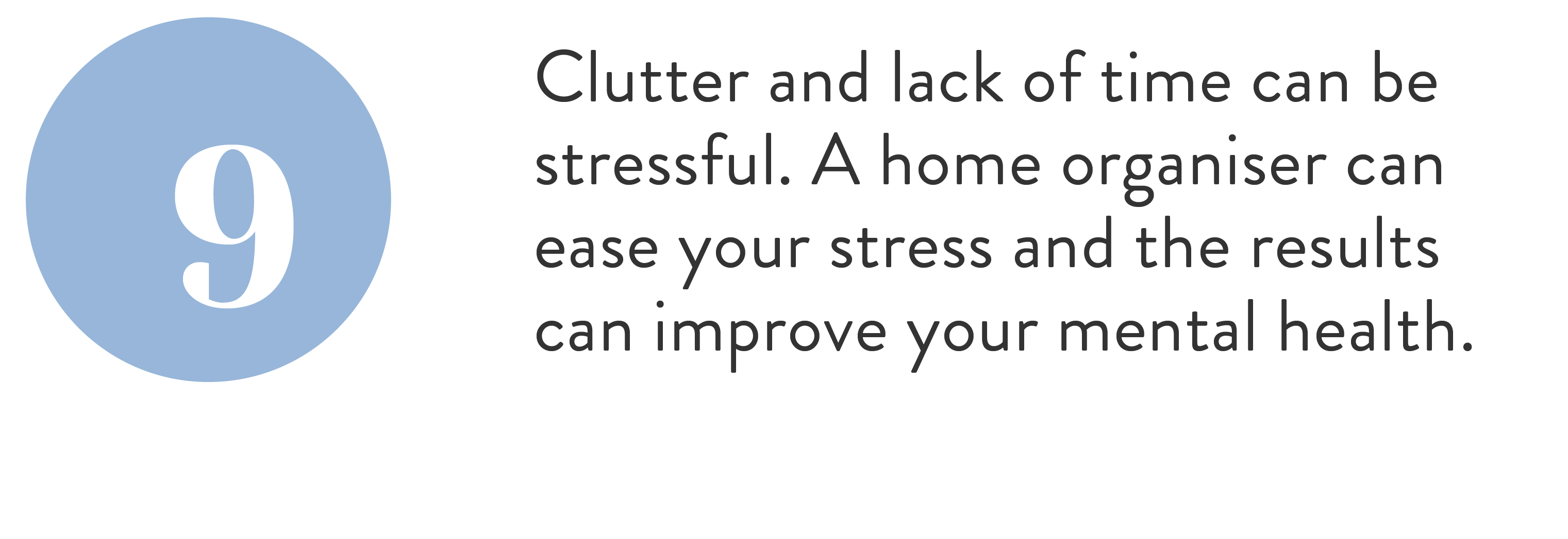 organisation to improve your mental health