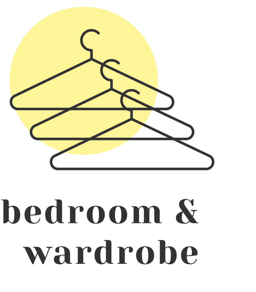 bedroom wardrobe organisation