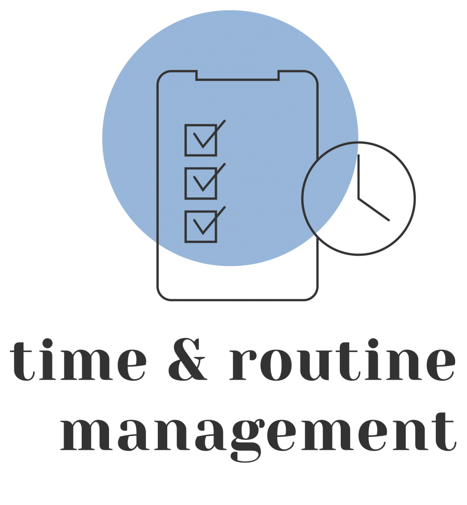 time routine management