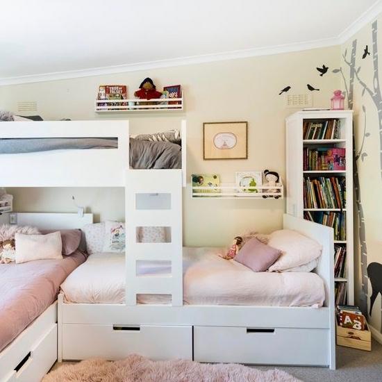 Children's Bedroom Organisation - The Organising Bee Canberra