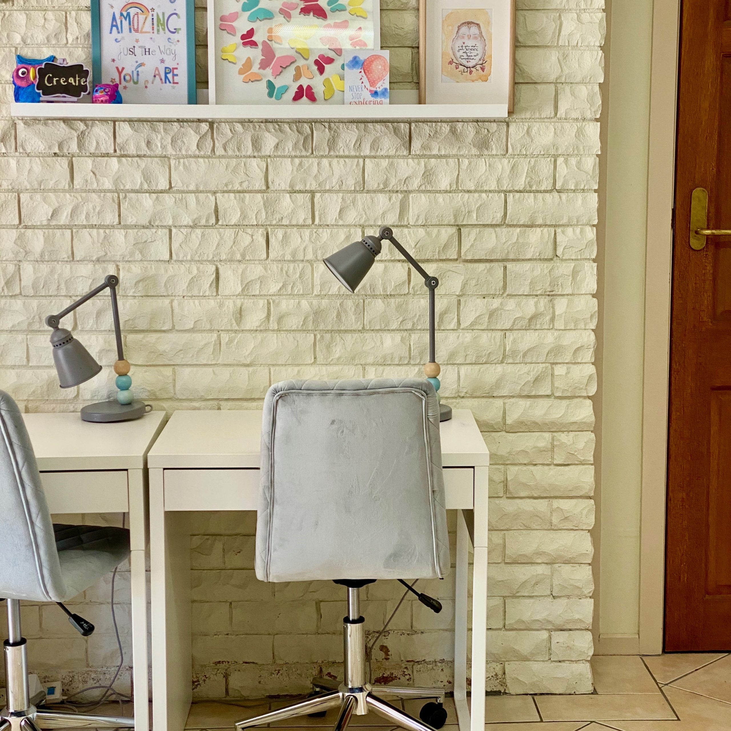 Teenager Study Desk - The Organising Bee Canberra