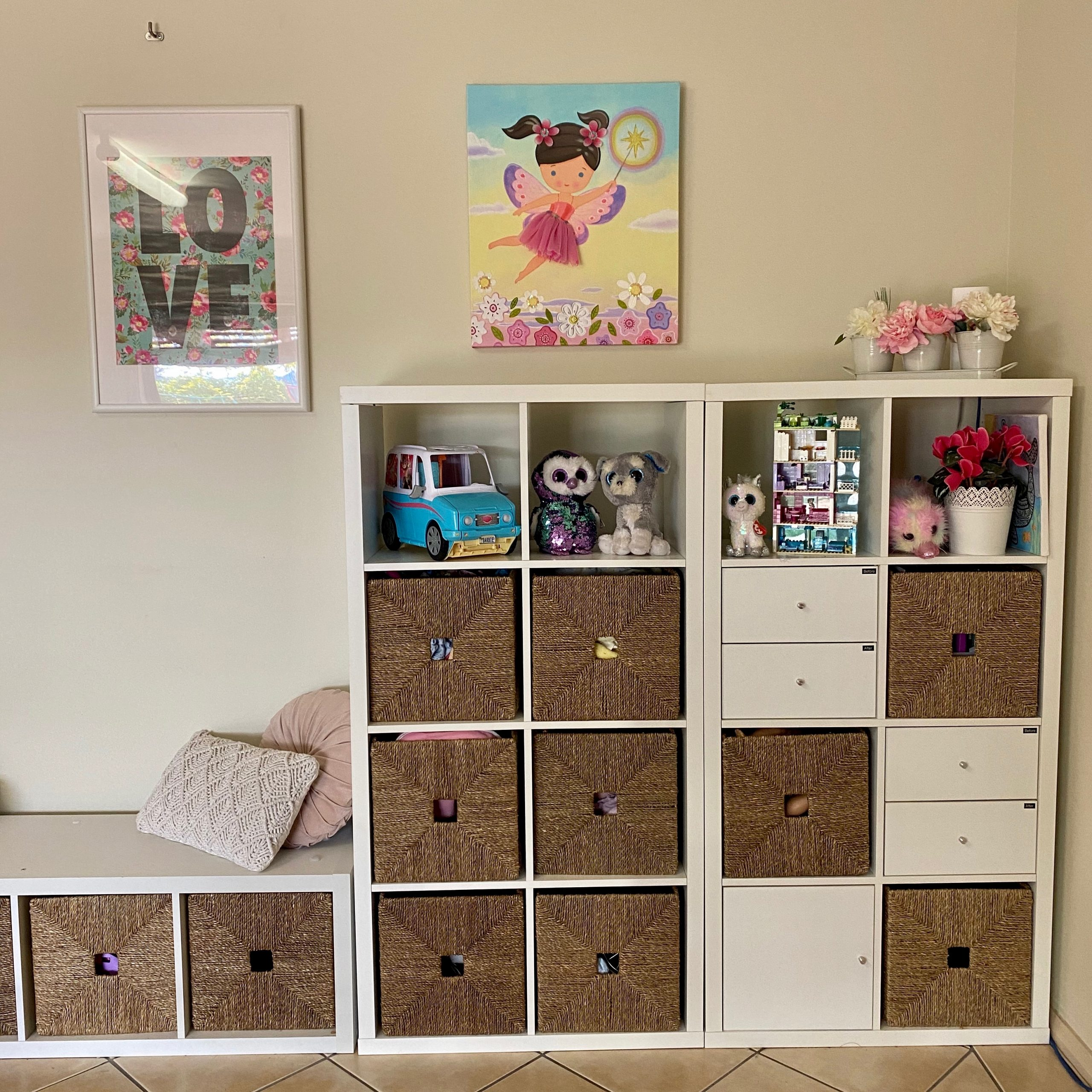 Toy Storage and Organisation - The Organising Bee Canberra