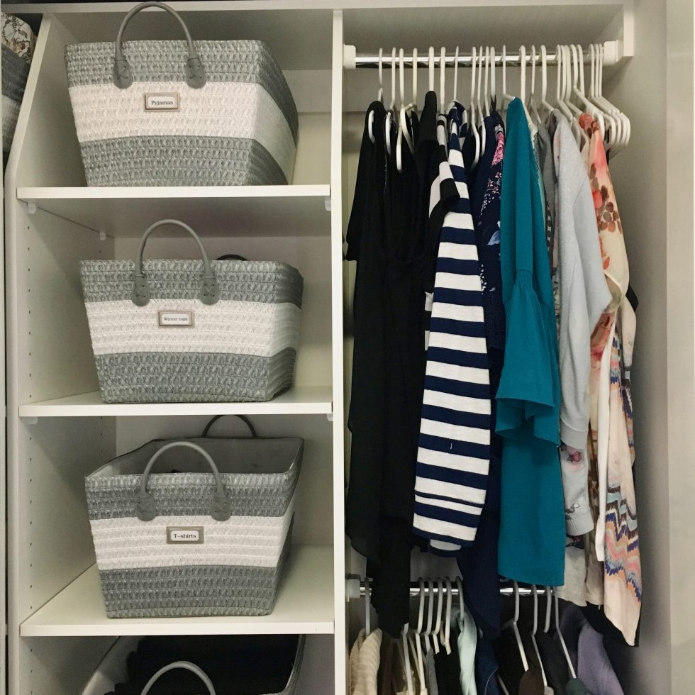 Organising an entire apartment to create a calming space
