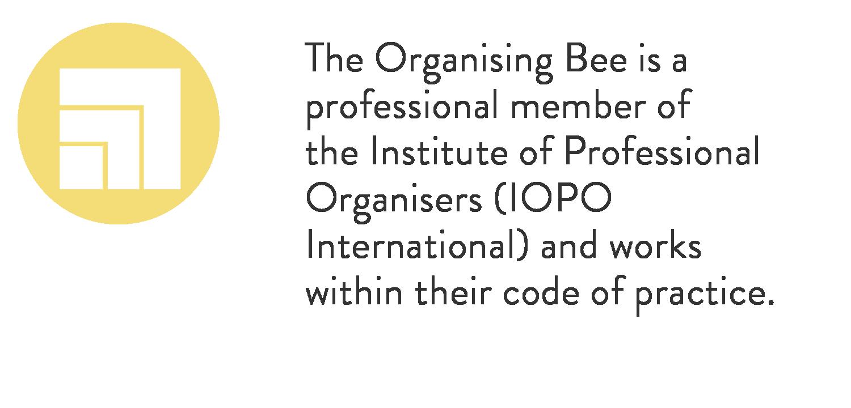 organising bee IOPO
